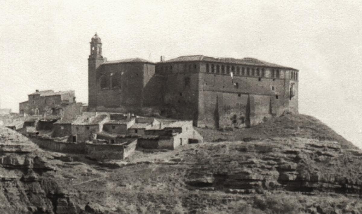 Antiguo palacio de Botorrita