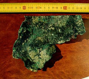 Bronce de Botorrita IV, cara A.