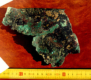 Bronce de Botorrita IV, cara B.