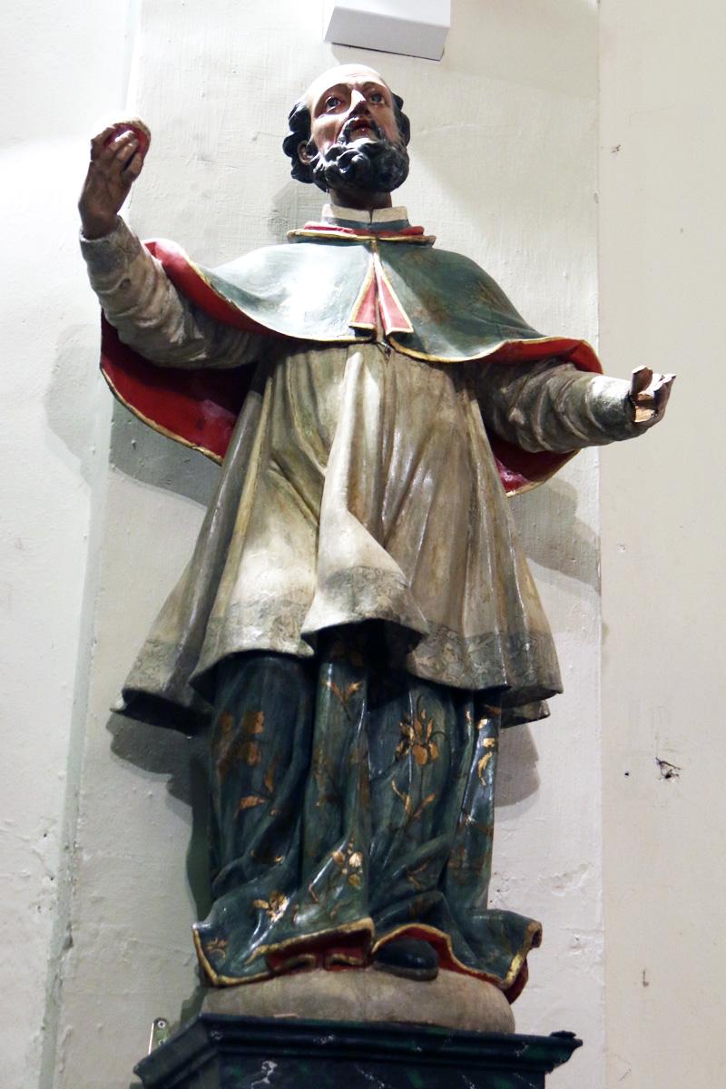 San Felipe Neri, iglesia de Botorrita.