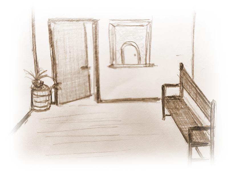 Sala de espera, telefonos de Botorrita