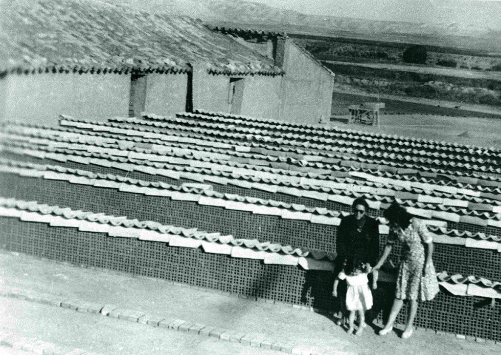 Tejar el Ventorrillo en el año 1947.